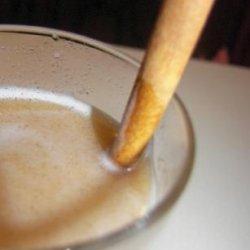 Maple Hot Buttered Rum Recipe